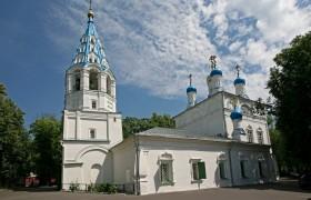 Храм Петра и Павла в Лефортово